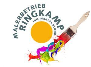 Malerbetrieb Ringkamp Inh. Manuel Glomb - Logo